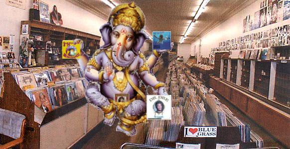 Ganesha's Famous 20 Finger Discount